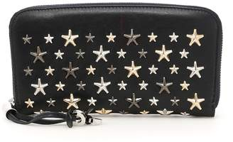 Jimmy Choo Filipa Multi Stars Wallet