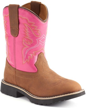 Itasca Girls' Western Boots