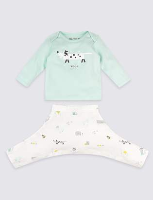 Marks and Spencer 2 Piece Hip Dysplasia Outfit