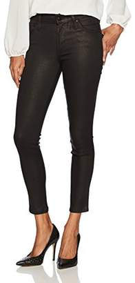 James Jeans Women's J Twiggy Ankle Length Glossed Legging in