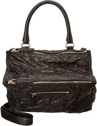 Givenchy Pandora Medium Leather Messenger