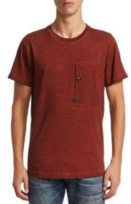 G Star Stalt Regular-Fit Cotton Tee
