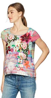 Desigual Women's Darling Short Sleeve t-Shirt