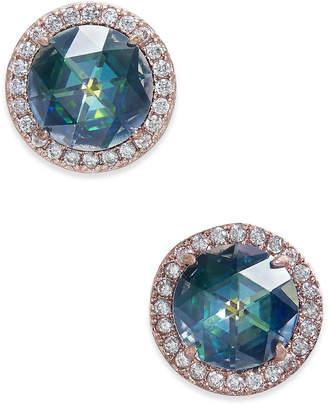 Kate Spade Pave & Stone Stud Earrings