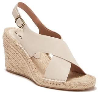 7f44abedc3a Beige Slingback Wedge Women s Sandals - ShopStyle