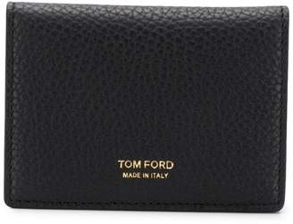 Tom Ford textured leather wallet