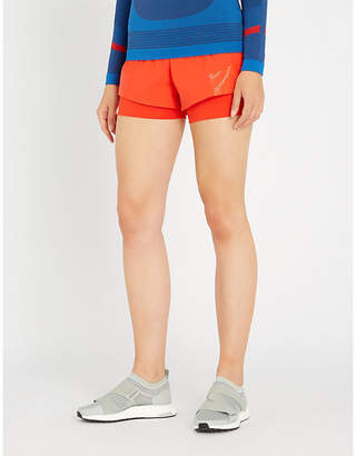 adidas by Stella McCartney Training woven shorts