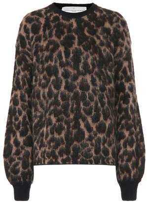 Golden Goose Kaneshon mohair-blend sweater