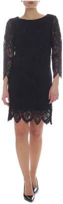 Dondup Lace Short Dress