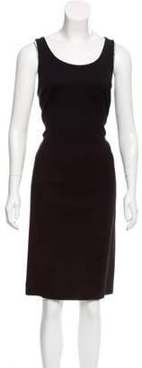 Jason Wu Sleeveless Lace-Up Dress