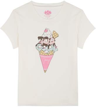 Juicy Couture Ice Cream T-Shirt