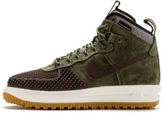 buy popular 403d5 1291d at Stadium Goods · Nike Lunar Force 1 Duckboot Baroque Brown Army Olive