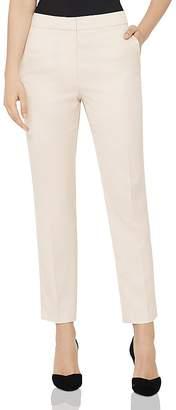 Reiss Etta Slim-Leg Pants