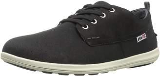 Helly Hansen Men's BERGSHAVEN Boat Shoes, Jet Black/Black/Charcoal