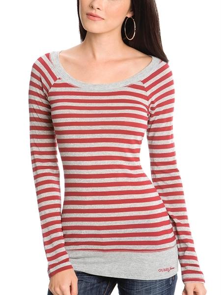 Vivian Striped Tee