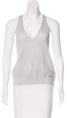 Zadig & Voltaire Sleeveless Knit Top