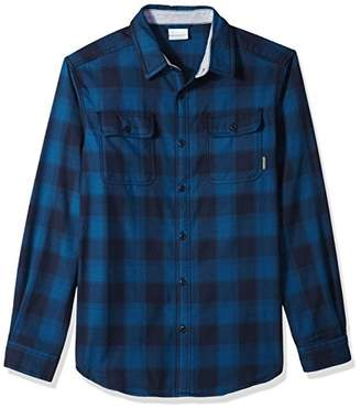 Columbia Men's Hoyt Peak Long Sleeve Shirt