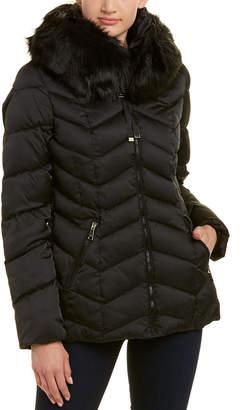 Tahari T Paris Puffer Coat