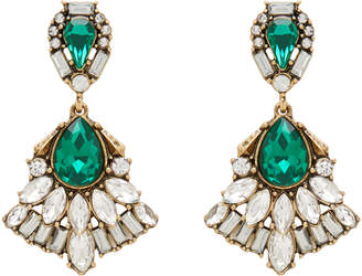 Kyra Jewelled Statement Earrings