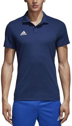 adidas Short-Sleeved Polo Shirt with Climalite Technology