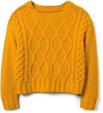 Crazy 8 Crazy8 Cable Sweater