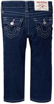 True Religion Slim Fit Pant (Toddler & Little Boys) $79 thestylecure.com