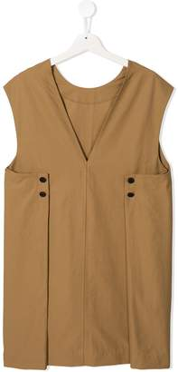 Fith TEEN vest style dress