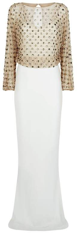 Nora Embellished Gown