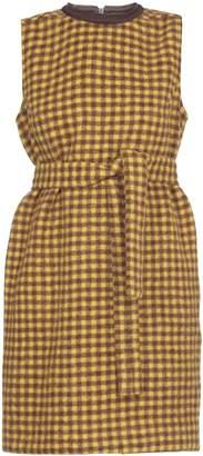Rick Owens Wool Dress