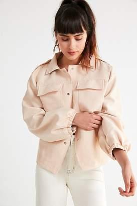 House Of Sunny Utility Workwear Jacket