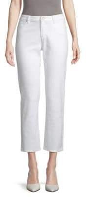 Elie Tahari Kiana Straight-Leg Jeans