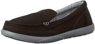 Crocs Women's Walu II Canvas Loafer Boat Shoe