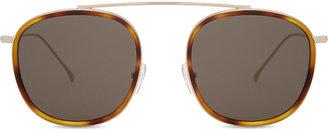 Mka1f Mykonos Ace square-frame sunglasses