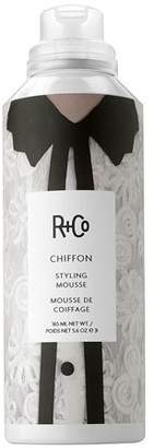 R+Co Chiffon Styling Mousse, 5.6 oz. $27 thestylecure.com