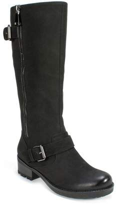 White Mountain Footwear Blackbird Faux Leather Riding Boot