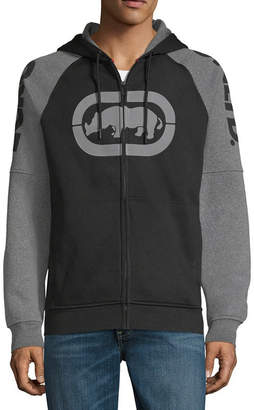 Ecko Unlimited Unltd Long Sleeve Fleece Logo Hoodie