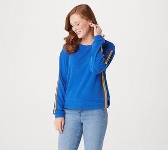 G.I.L.I. Got It Love It Tracy Anderson for G.I.L.I. French Terry Pullover