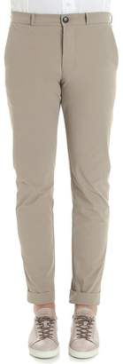 Rrd Roberto Ricci Design Fabric Stretch Trousers