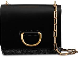 Burberry The Small Leather D-ring Bag