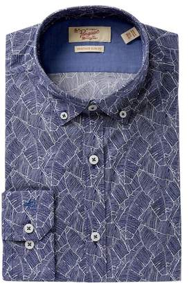 Original Penguin Heritage Slim Fit Dress Shirt