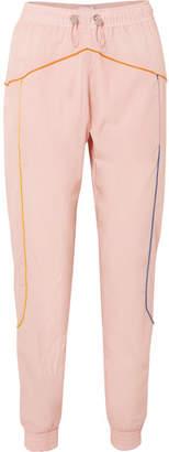 Mira Mikati Shell Track Pants - Pink