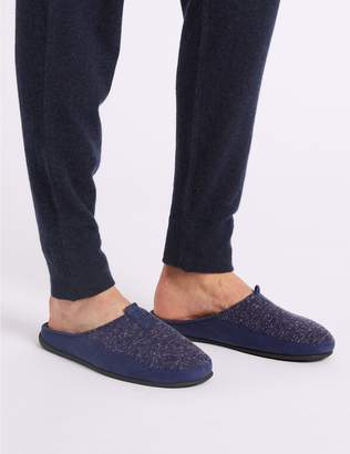 Marks and Spencer Slip-on Mule Slippers with Freshfeet