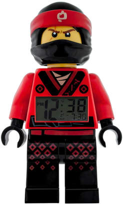 Lego Clic Time Holdings The Ninjago Movie Kai Minifigure Clock