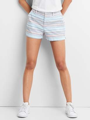 "Gap 3"" City Shorts in Canvas Cotton"