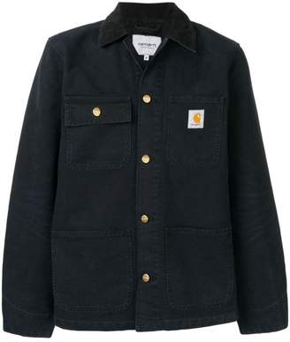 Carhartt Heritage oversized denim jacket