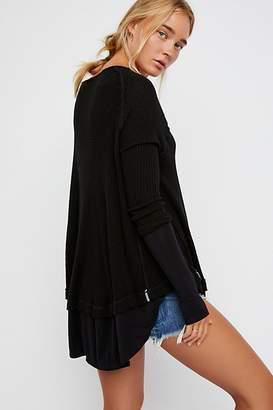 We The Free Laguna Thermal at Free People $68 thestylecure.com