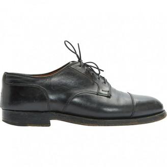 Alden Leather lace ups