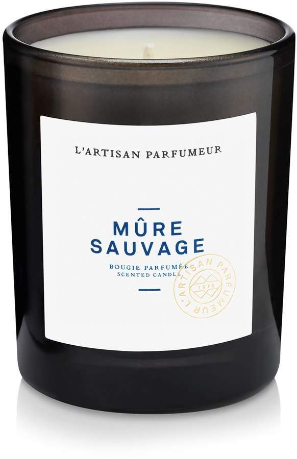 Mure Sauvage Candle (70g), Black