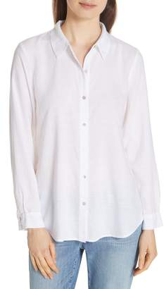 Eileen Fisher Tencel(R) Lyocell Shirt