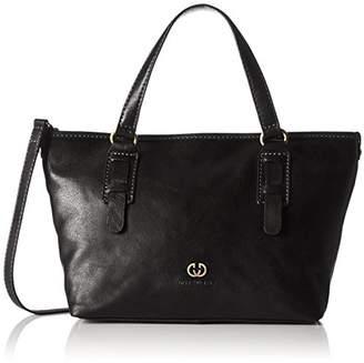 Gerry Weber Womens 4080003314 Top-Handle Bag Black Size: Dimensions (W x H x D): 30 x 21 x 12 cm